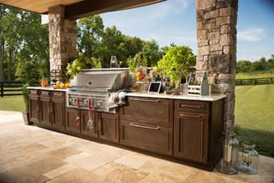 Deck Furniture  Pergolas and Outdoor Kitchens   Trex Trex Outdoor Kitchens