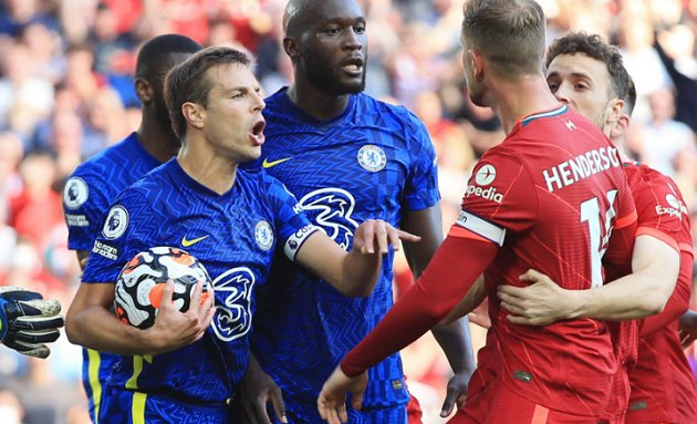 Chelsea hit with two FA charges after Liverpool clash - Tribal Football
