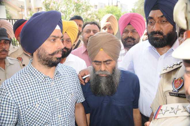 Bhullar admitted to psychiatry ward of Guru Nanak Dev Hospital
