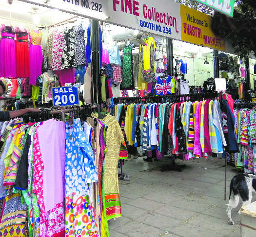 Image result for sector 22 chandigarh market