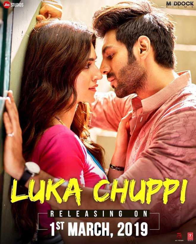 No More Hide And Seek For Luka Chuppi Release Date Released