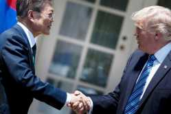 Image result for Trump to host South Korean president May 22