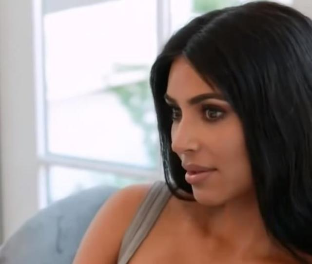 Video Kim K I Was High When I Made That Sex Tape