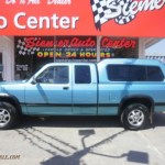 1996 Dodge Dakota Slt Extended Cab 4x4 In Aqua Pearl Metallic Photo 5 555931 Truck N Sale