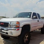 2006 Gmc Sierra 1500 Z71 Extended Cab 4x4 In Summit White 255006 Truck N Sale