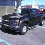 2005 Chevrolet Colorado Z71 Extended Cab In Black Photo 2 239369 Truck N Sale