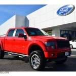2013 Ford F150 Fx4 Supercrew 4x4 In Race Red D62012 Truck N Sale