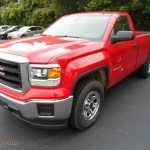 2014 Gmc Sierra 1500 Regular Cab 4x4 In Fire Red 333592 Truck N Sale