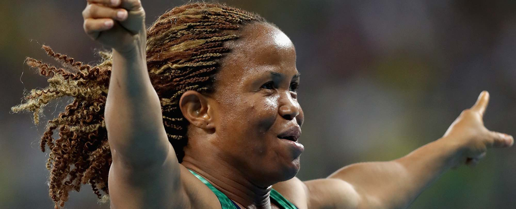 I'm Proud Of My Small Stature,  Says Paralympian  Lauretta Onye As She Suspends Acting