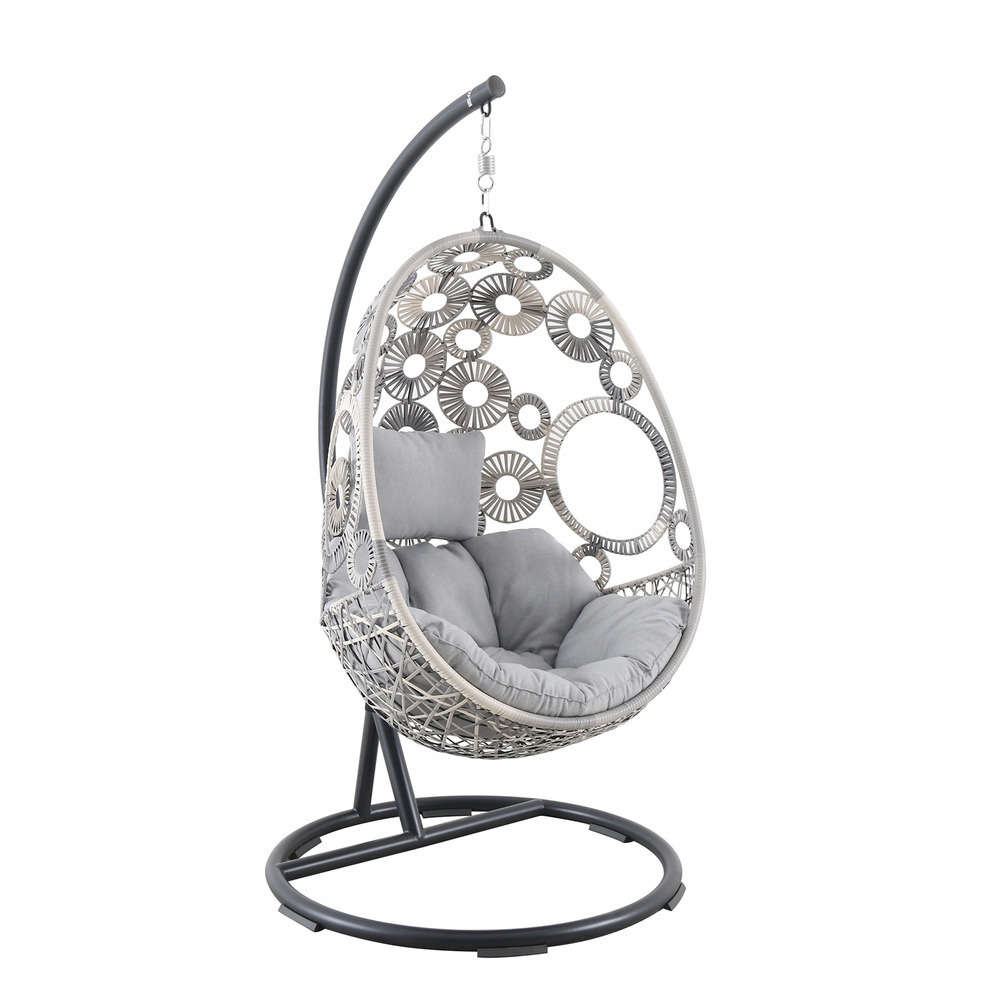 Chaise Suspendue Egg Flower Truffaut