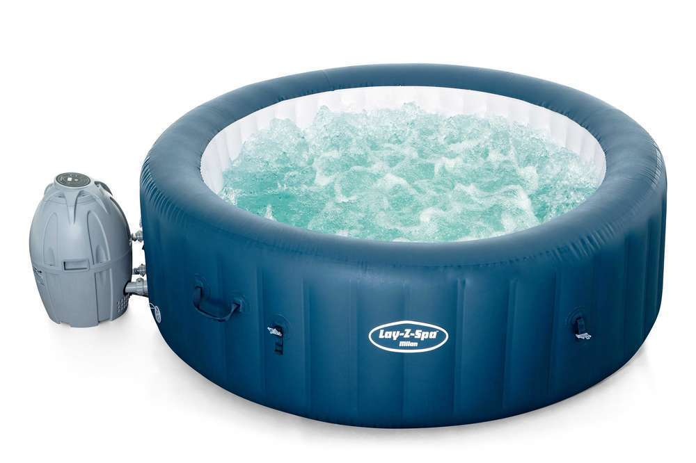 spa gonflable lay z spa 196 x 71 cm