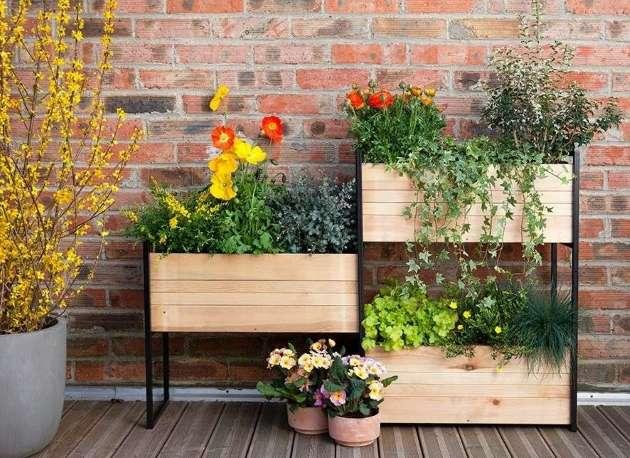 comment composer une jardiniere de printemps