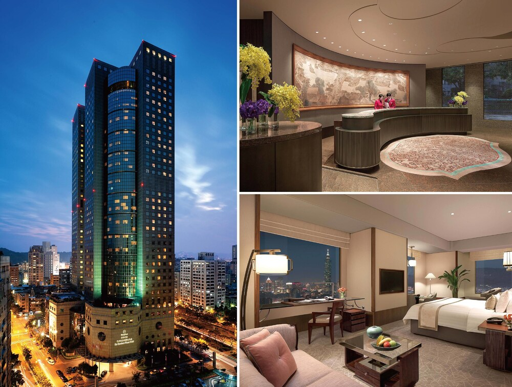 Shangri Las Far Eastern Plaza Hotel Taipei 2019 Room