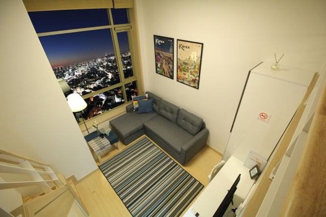 The Sweet Castle Apartment In Seoul