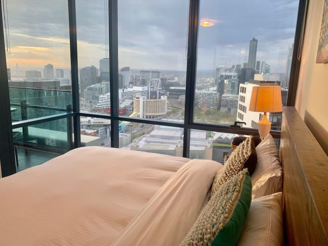 Luxury Apartment With View