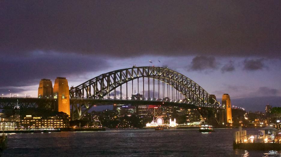 Sydney Harbour Bridge In Sydney New South Wales Expedia