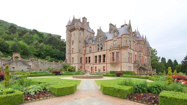 Resultado de imagem para Castelo de Belfast