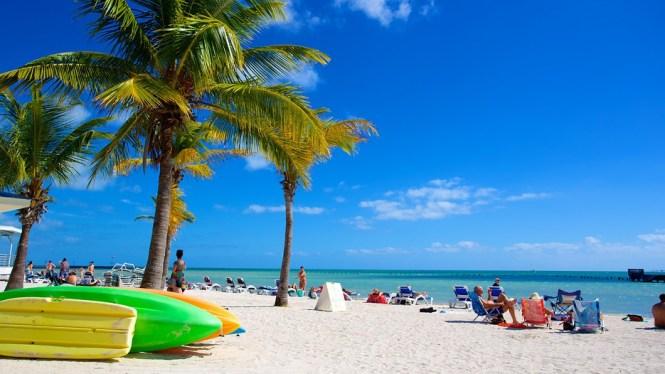 Higgs Beach Florida Keys Tourism Media
