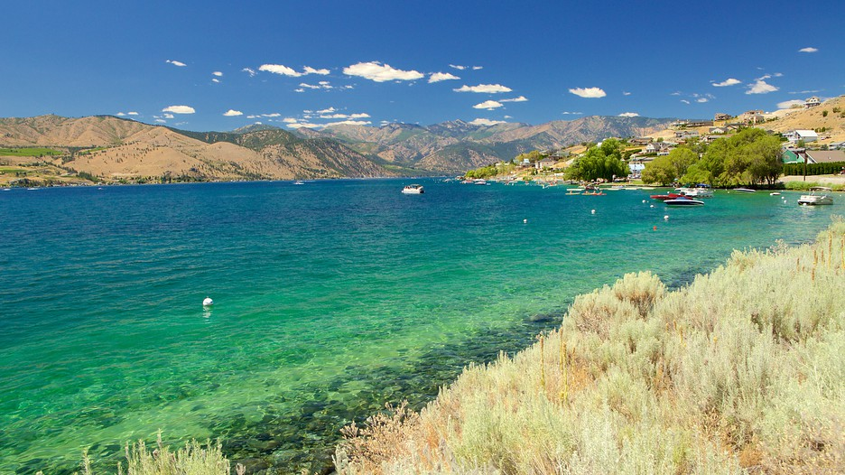 ????? ??? ????? ?? ?Lake Chelan, Washington??