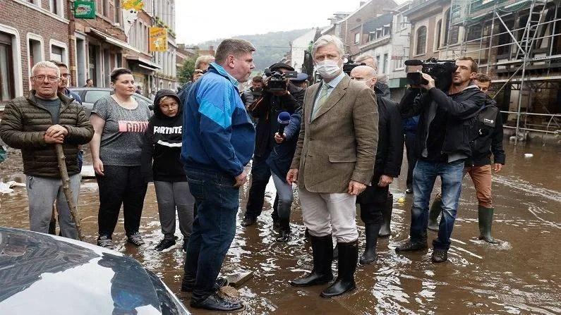 Flood In Europe (2)