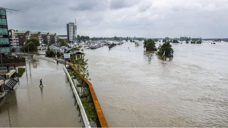 Flood In Europe (3)