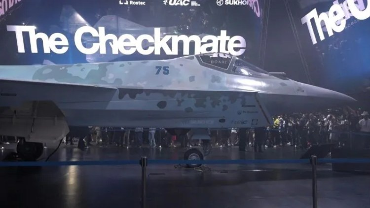 This aircraft will be ready to fly by 2023 and delivery to other countries will be started by 2026.  The most important thing is that this new model can also be converted into a pilotless aircraft or a two-seat fighter aircraft (Sukhoi Checkmate Fighter).  Russia has also offered aircraft to India.  The official video of the event states that the aircraft has been designed for export purpose and may be sold to UAE, India, Vietnam and Argentina.
