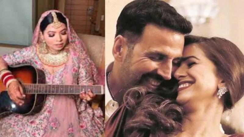 दुल्हन ने शादी के दिन जादुई आवाज में गाया गाना, सोशल मीडिया पर वायरल हुआ वीडियो