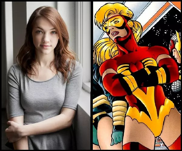 The Flash Season 2 Casts Lady Speedster Jesse Quick TV