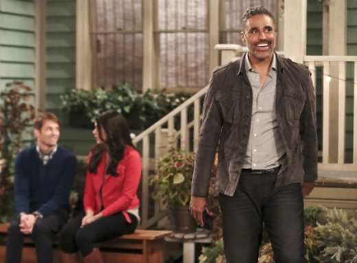 Rick Fox on The McCarthys