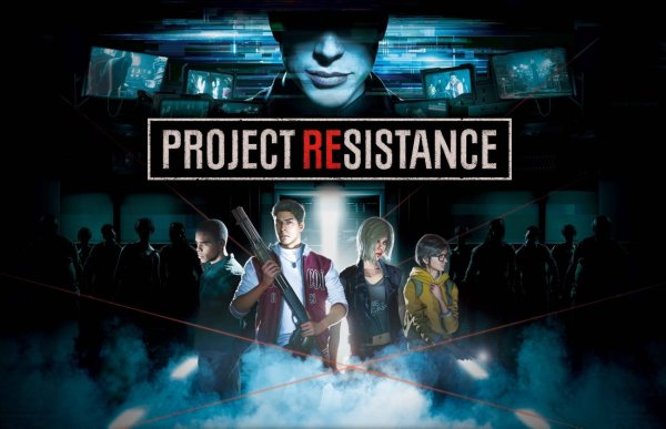 Resident Evil Project Resistance lets you play as zombies