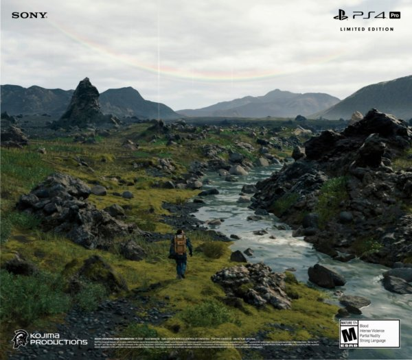 Death Stranding file size confirmed: 55GB minimum possible day 1 patch