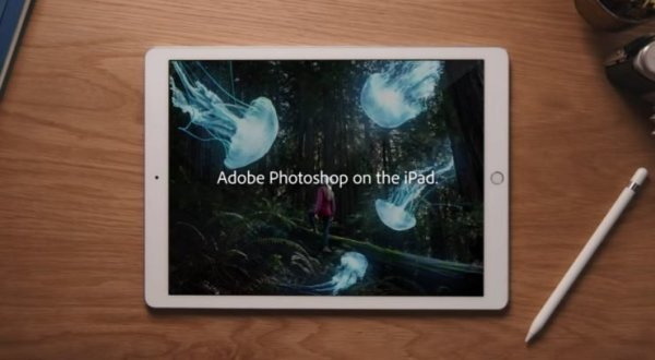 Adobe Photoshop CC for iPad releases in 2019 but missing core features