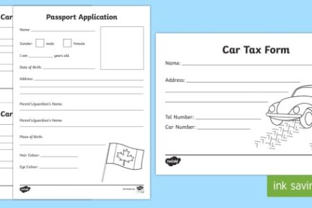 Best Free Fillable Forms Passport Application Form Post Office