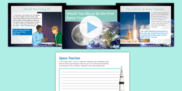 World Space Week: Space Tourism Debate