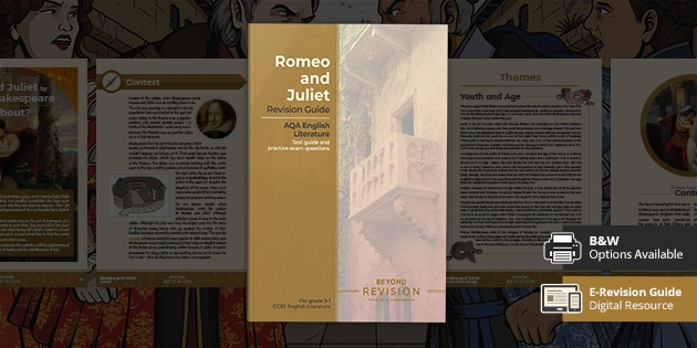 Romeo and Juliet Revision Guide for GCSE English