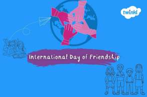 Leah Day of Friendship