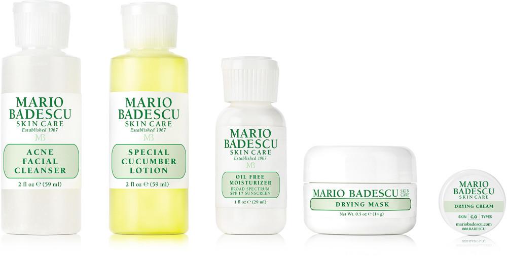 Mario Badescu Acne Starter Regimen Kit Ulta Beauty