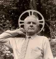 Filmmaker Adolfas Mekas