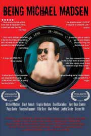 DVD cover featuring Michael Madsen giving the finger