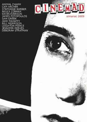 DVD cover with B&W photo of a woman's face