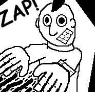 Tableman zap