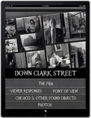 Film stills from the movie Down Clark Street