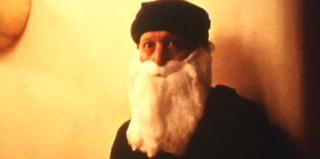 White bearded wizard