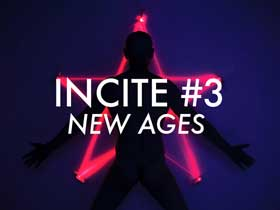 Incite Journal #3 cover with The Magus
