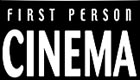 Logo for Colorado's First Person Cinema screening series