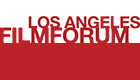 Text logo for the Los Angeles Filmforum