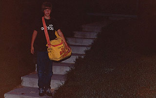 Teenager Johnny Gosch before he went missing in 1982