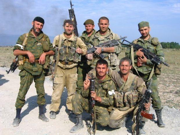 Чеченский батьльон