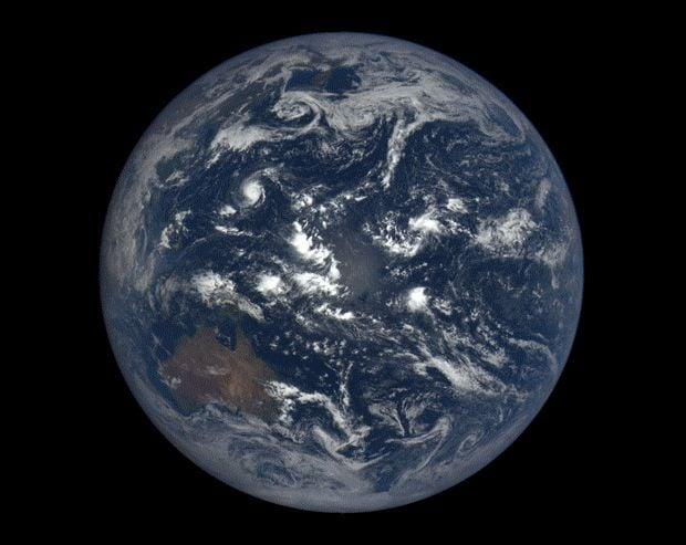 Хокінг знову лякає людство / фото NASA
