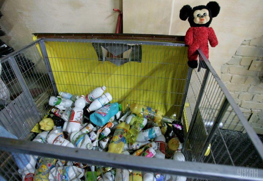 Пластикову упаковку в ЄС будуть повністю переробляти / фото УНІАН